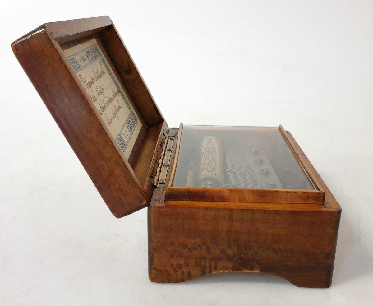 Boite A Musique  Miniature Fonctionnel -photo-6