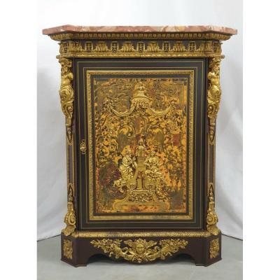 Support Cabinet Model Befort Bronze Dore