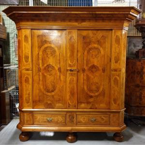 Armoire Baroque Armoire Allemagne XVIIIe Siècle