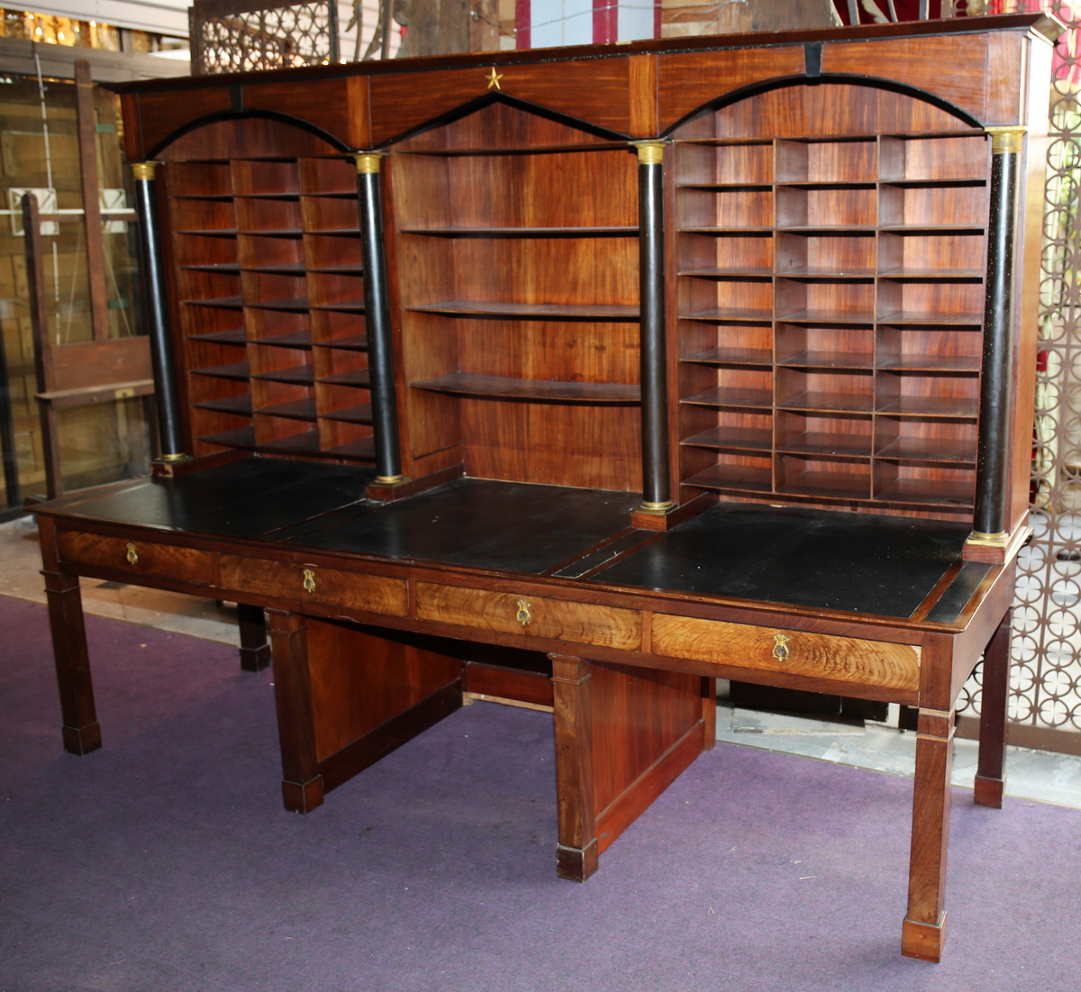 Bureau d'époque Empire