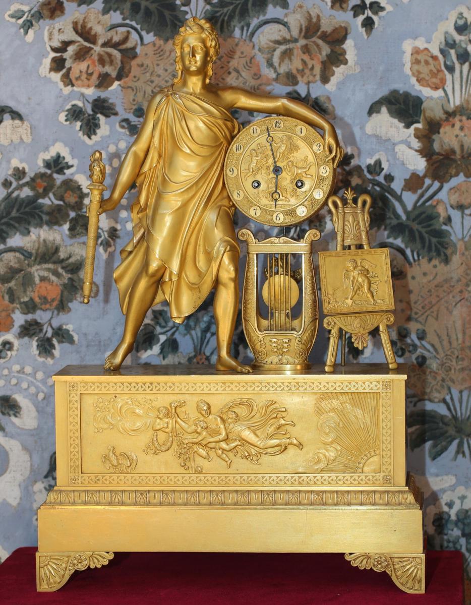 Restoration Period Clock