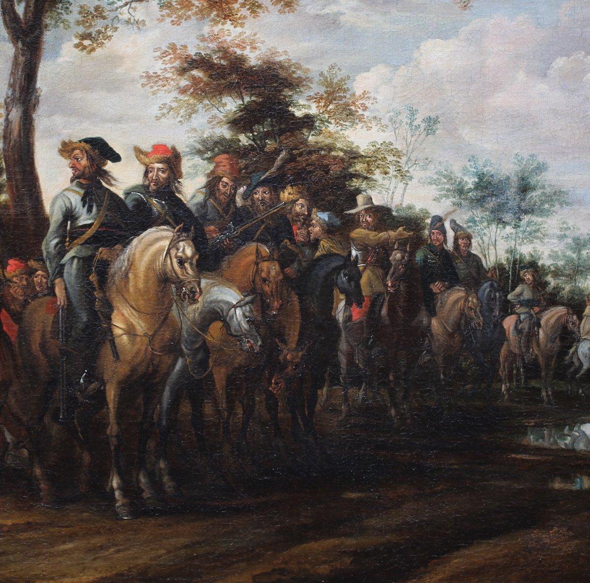 Johannes Faber,le Jeune  Allemagne XVI-XVII Paire De Peintures