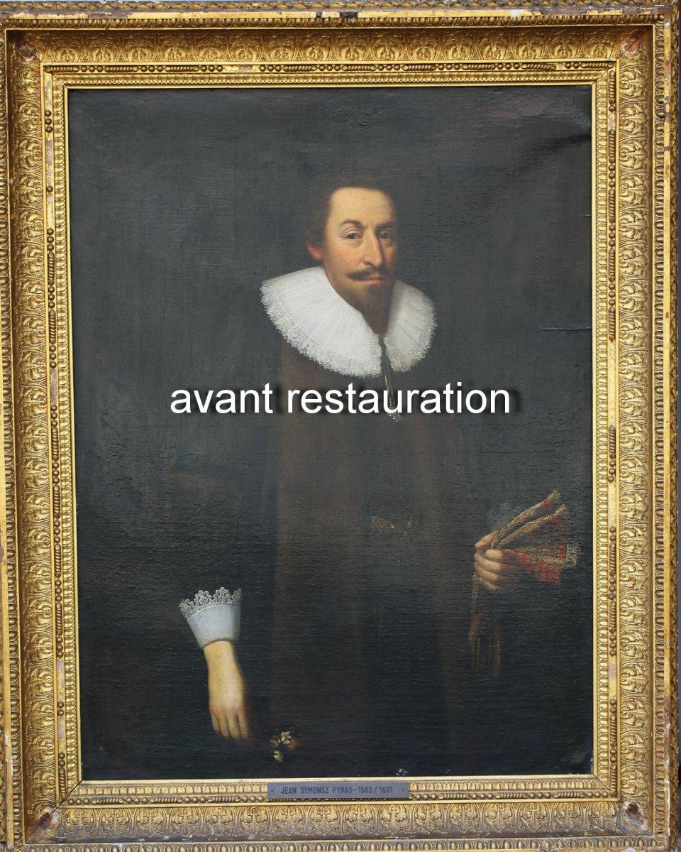 Daniel Mytens, Portrait présumé Du Comte William Herbert-photo-5