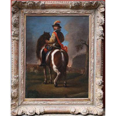 Francesco Casanova Follower From Circa 1780