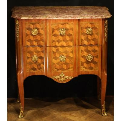 Commode époque Transition