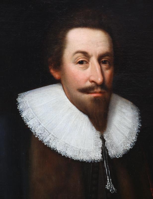 Daniel Mytens, Portrait présumé Du Comte William Herbert-photo-2