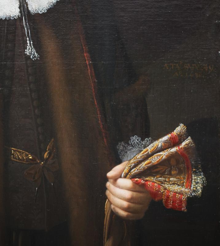 Daniel Mytens, Portrait présumé Du Comte William Herbert-photo-3
