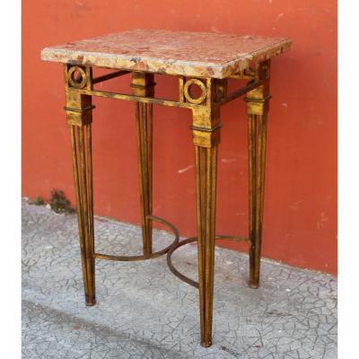 Table De Salon XXème, Maison Jansen.