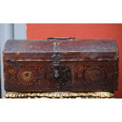 England Box Late 17th Century