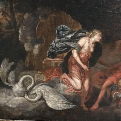 Céphale et Procris,  XVIIIe siècle