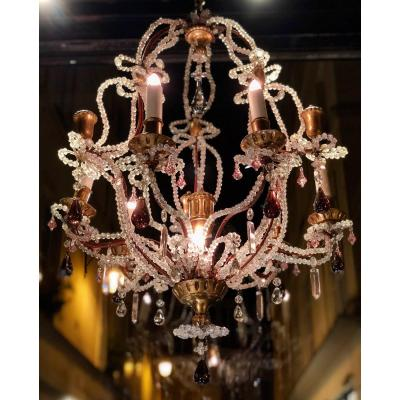 Chandelier Jewelry, Decorator Work