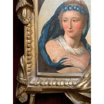 Portrait de Madame Tallien, princesse de Chimay, vers 1820
