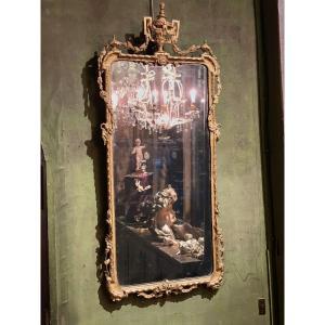 Miroir, XVIII siècle