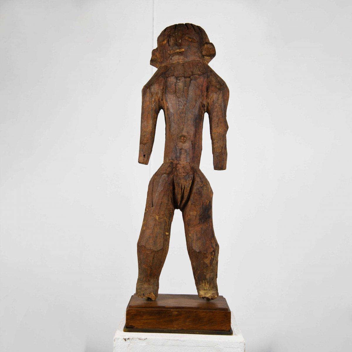 Statue Montol