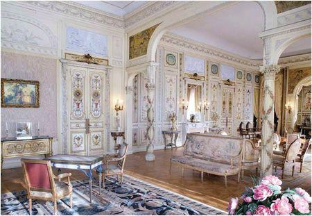 La villa ephrussi demeure de collectionneur le magazine - Maison ephrussi de rothschild ...