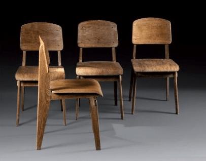 jean prouv nancy le magazine de proantic. Black Bedroom Furniture Sets. Home Design Ideas