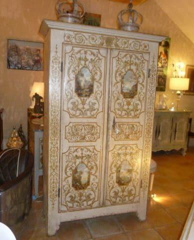 armoire D'Uzès