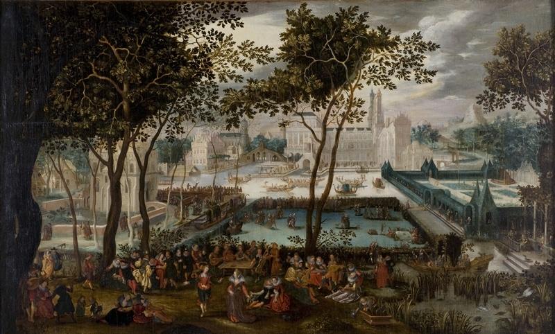 Jardins de Châteaux à la Renaissance