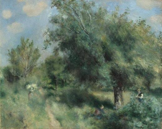 Renoir © Musée d'Orsay, dist. RMN / Patrice Schmidt