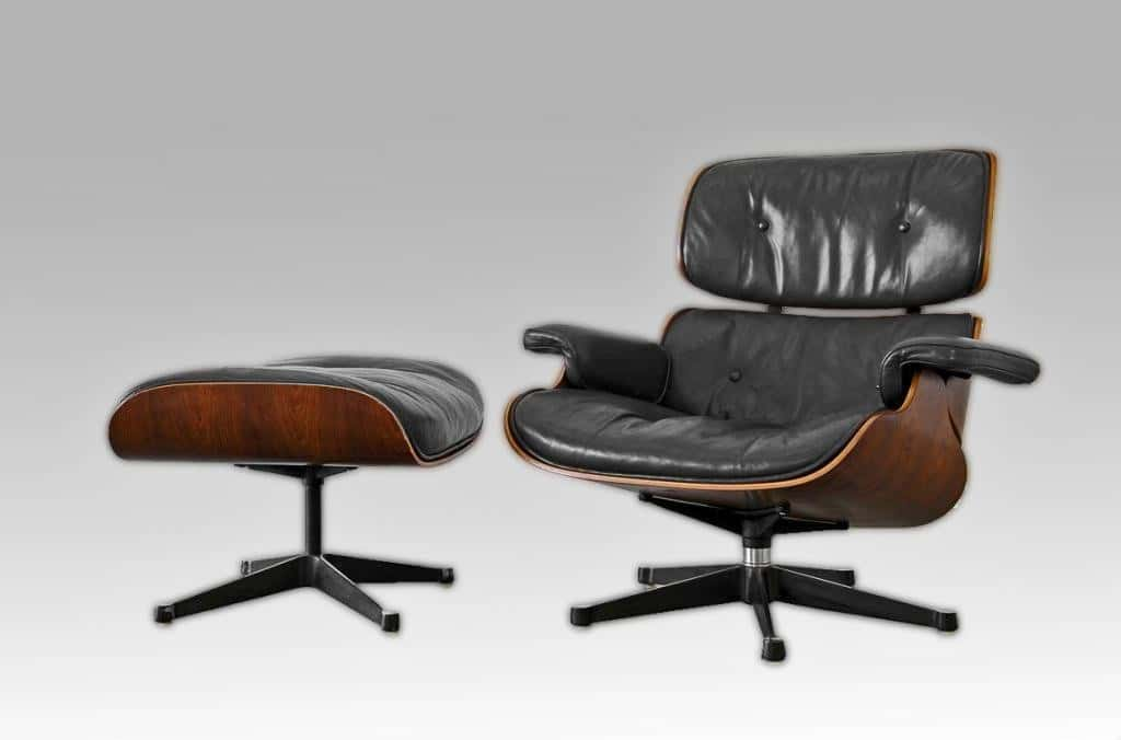 fauteuil lounge chair de charles eames le magazine de proantic. Black Bedroom Furniture Sets. Home Design Ideas