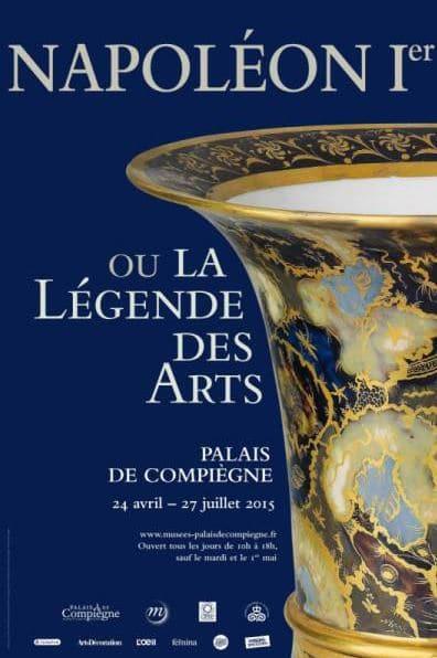 Napoléon Ier ou la légende des Arts 1800 – 1815