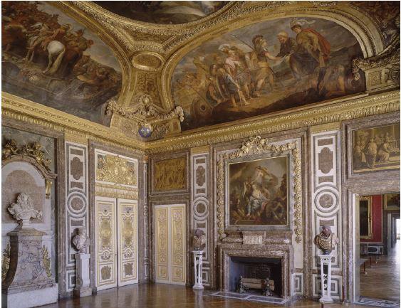 Salon de Diane © RMN-Grand Palais (Château de Versailles) / H. Bréjat