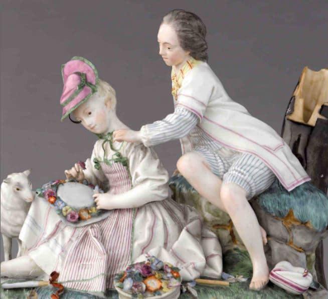 Être et paraître, la vie aristocratique au XVIIIe siècle