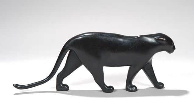 François Pompon: sculpteur animalier