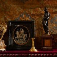 Le cabinet de curiosités de l'hôtel Salomon de Rothschild