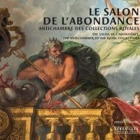 Le salon de l'abondance - antichambre des collections royales