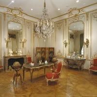 Boiseries Louis XV d'un hôtel parisien du XVIIIème au musée J. Paul Getty