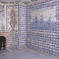 Les salles de bains du château de Rambouillet