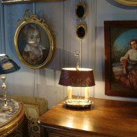La lampe bouillotte