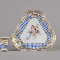 Un Cabinet des porcelaines au château de Versailles