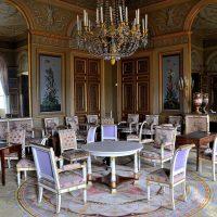 Salon des fleurs - Château de Compiègne